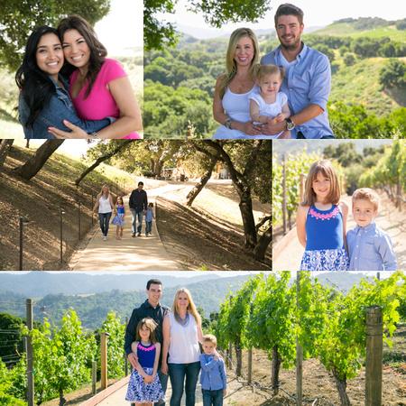 House Family Vineyards, Tina Case Photography