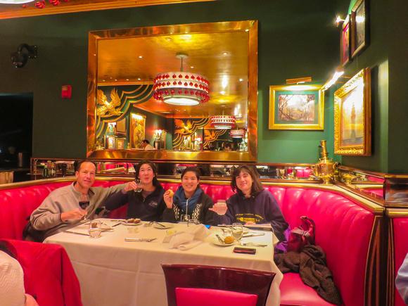 Russian Tea Room