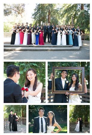 Wildwood Park for Senior Prom
