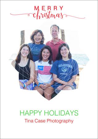 Happy Holidays Tina Case Photography