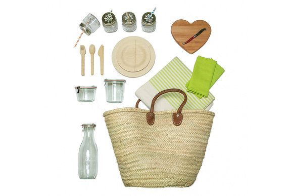 Acme Party Box Picnic for Four Basket
