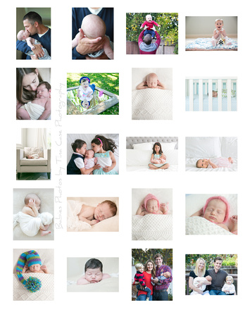 Baby Portraits by Tina Case