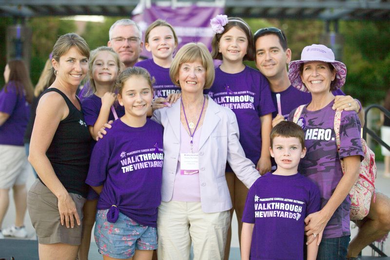Volunteer Photographer for PanCan.Org