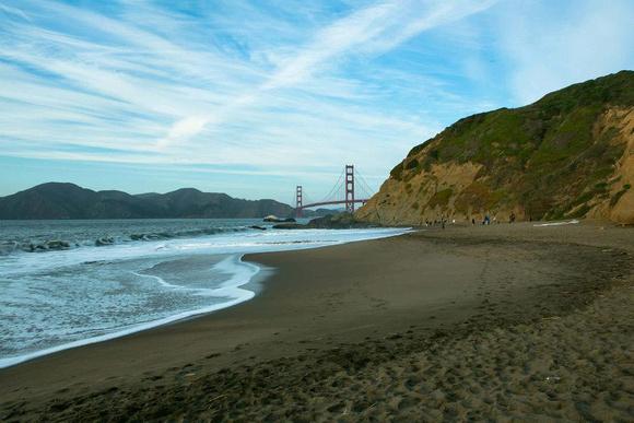 San Francisco is my backyard