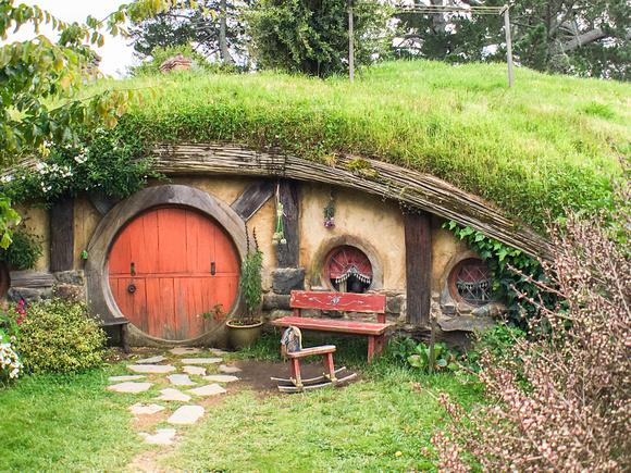 Rotorua, Hobbiton New Zealand