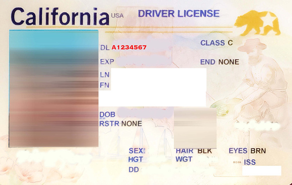 Image result for real id california