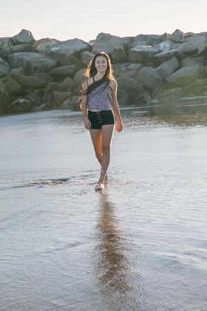 Impromptu Fun at the Beach