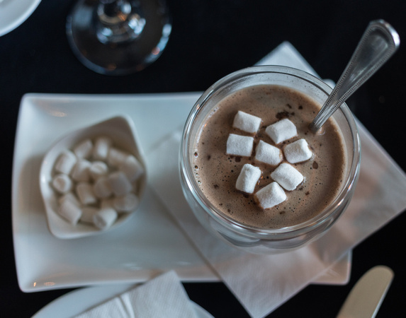 I loved having my hot cocoa every morning when at 23 Mayfield.  Incredible!