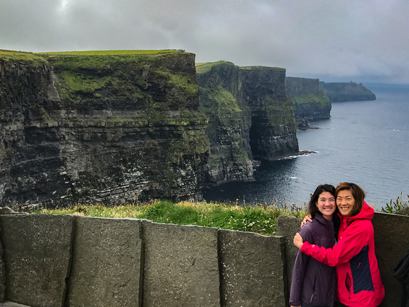 IRELAND, Cliffs of Insanity