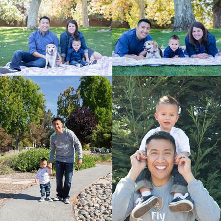 Saratoga, Portraits at Kevin Moran Park